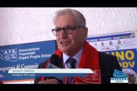 A Massafra il 22° Raduno ATO Puglia e  11° Incontro Nazionale dell'Associazione Trapiantati Organi e Tessuti