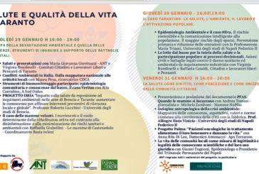 Progetto Salute e Qualità di vita a Taranto - Fondazione ANT