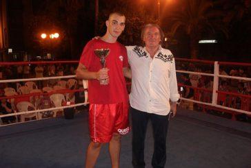 """Il nome di Giovanni Laneve """"per sempre"""" nella boxe."""