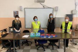IC Galileo Galilei riceve in donazione tablet dal Comune di Taranto e dai Lions Club Taranto Poseidon