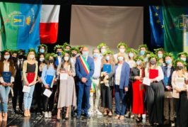 "Massafra: Cerimonia Conclusiva ""Smart Graduation Day"""