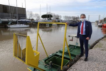 Mare: in azione la flotta antinquinamento del Minambiente contro i rifiuti