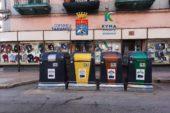Tredici nuove mini-isole ecologiche sono state posizionate nelle scorse ore nel Borgo a Taranto