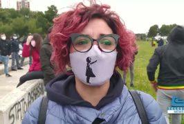 Mamme e Donne Tarantine contro l'inquinamento