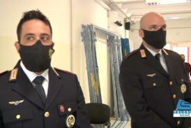 Sventarono un tentativo di suicidio, encomio per due agenti di Polizia Locale di Taranto