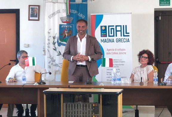 Gal Magna Grecia finanzia a Crispiano e Statte due progetti di valorizzazione