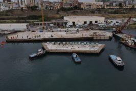 Il mercato ittico di Taranto torna a galleggiare. Le operazioni di demolizione sono ad una svolta importante
