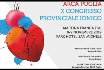 A Martina Franca il 35° Congresso Regionale ARCA Puglia