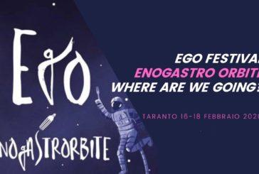 """A Taranto dal 16 al 18 febbraio  Ad EGO Festival il concorso """"San Marzano Best Sommelier"""" In palio un voucher per un'esperienza di formazione"""