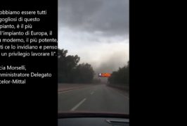 Partito Comunista Puglia:  TARANTO, IL FALLIMENTO DEL SISTEMA:  PAGANO CITTADINI E LAVORATORI