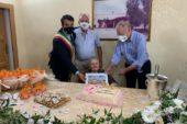 Castellaneta, i 100 anni tutti 'green' della signora Angela