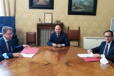 Firmato in Prefettura il Protocollo 'Scuole sicure