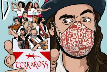 """I Terraròss pubblicano """"Ballo a contrabbando"""", positività in musica"""
