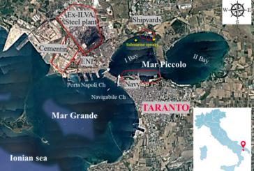 I risultati della prima ricerca multidisciplinare dedicata al recupero ambientale del Mar Piccolo di Taranto pubblicati sulla prestigiosa rivista internazionale Nature-Scientific Reports