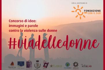 Un concorso di idee per contrastare gli stereotipi e la violenza di genere #viadelledonne