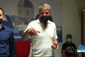Nino Castiglia presenta la candidatura a Sindaco di Massafra