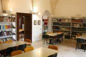 """Contributo alla Biblioteca Comunale """"Paolo Catucci"""" di Massafra"""
